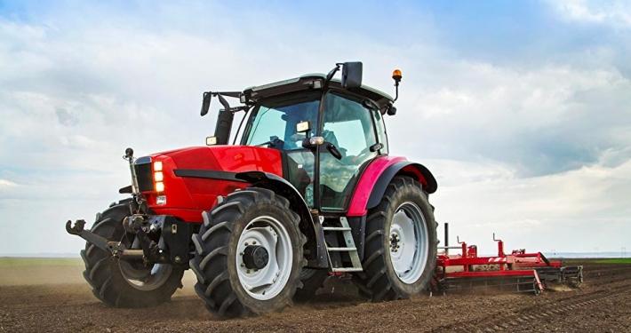 Riparazioni mezzi agricoli e forestali